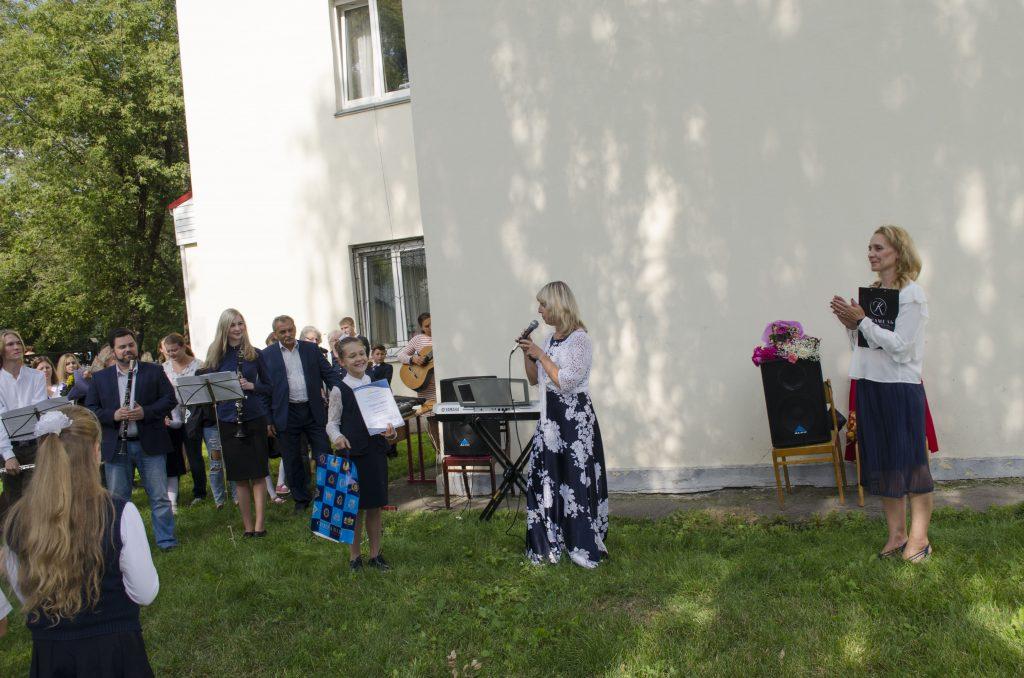 Смирнова Варвара, 3 место, кларнет