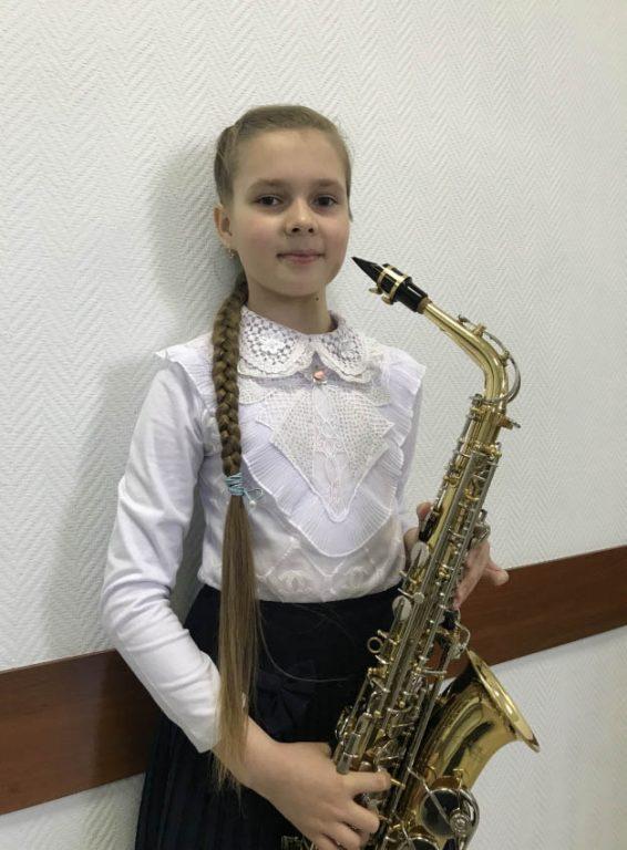 Дарья Шульева - конкурсант, Con Anima 2018