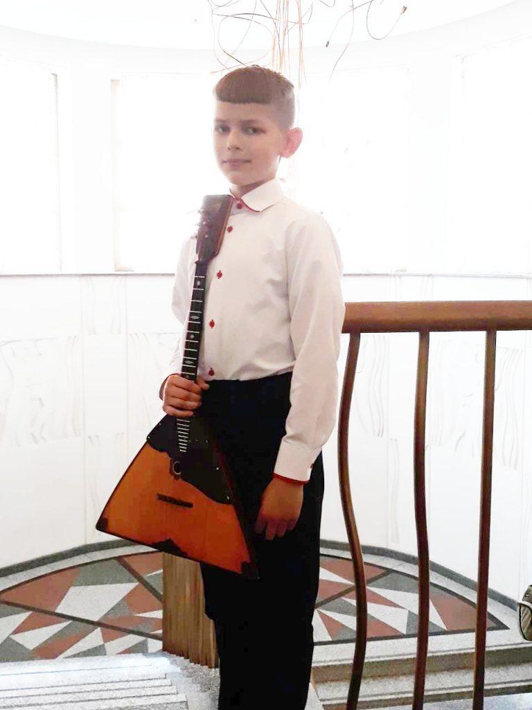 Интернет конкурс народных инструментов