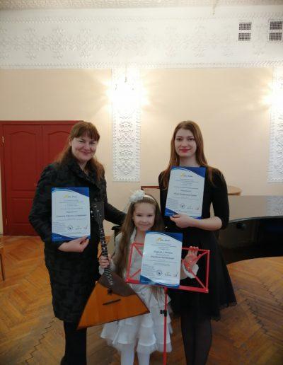 Анастасия Васитинская - конкурс Con Anima