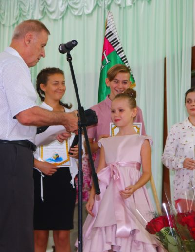 Мишель-Анастасия Соловьева - Победитель Международного конкурса Con Anima.