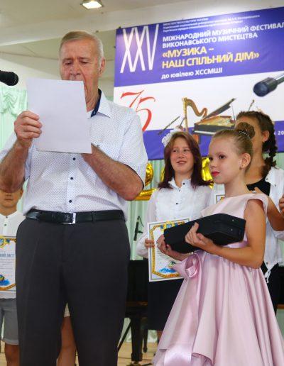 Мишель-Анастасия Соловьева - Победитель Международного online конкурса Con Anima