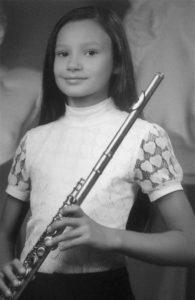 Жук Диана, 1 место, флейта